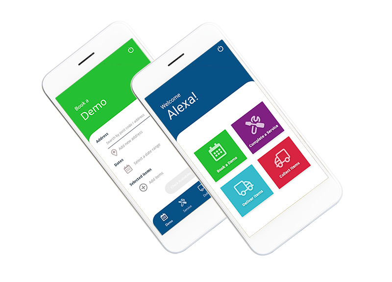 Tablet and mobile applications by Cortex Ltd
